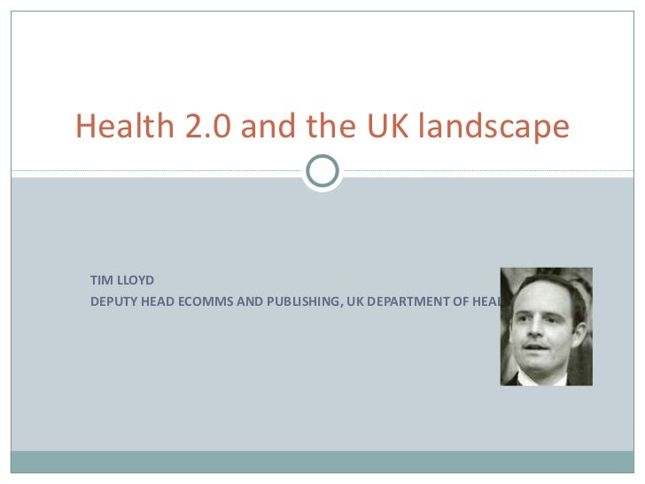 Health 2.0 and the UK