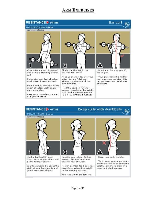 Health 24 & Virgin Active - Arm Exercises