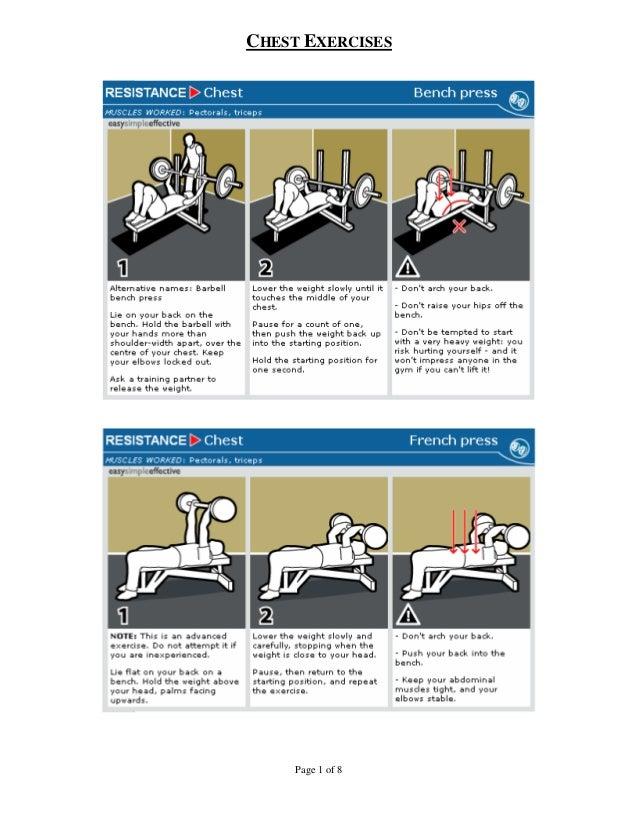 Health 24 & Virgin Active - Chest Exercises