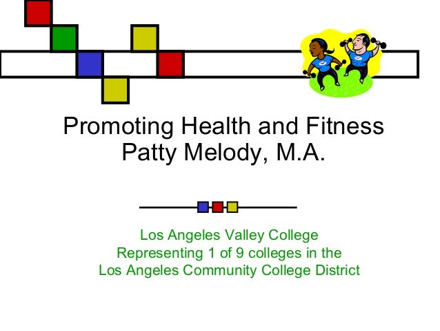 Health And Fitness Lecture 2002