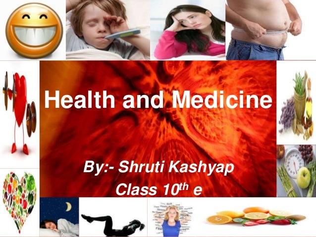 Health and medicine class 10 mcb unit 1