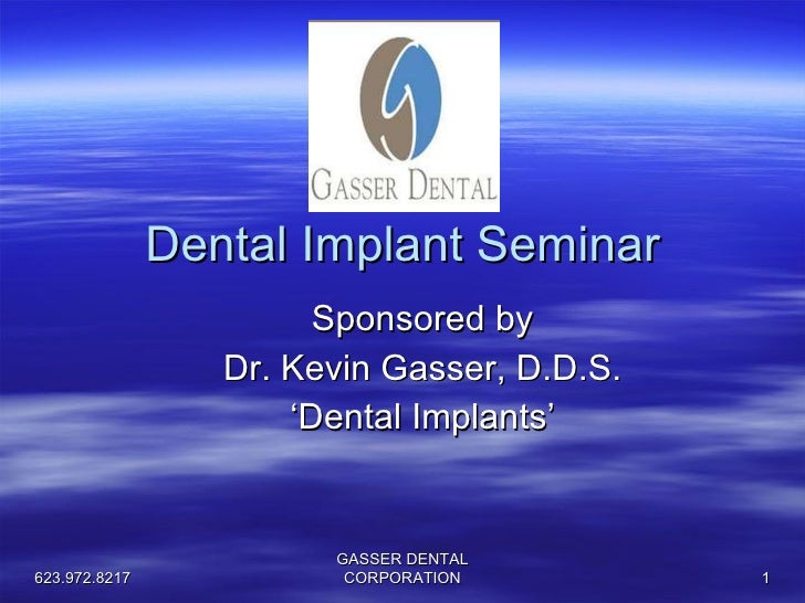 Dental Implant Service In Arizona – Overview