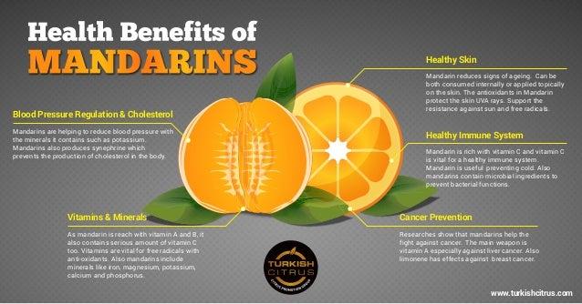 Best health benefits of Oranges