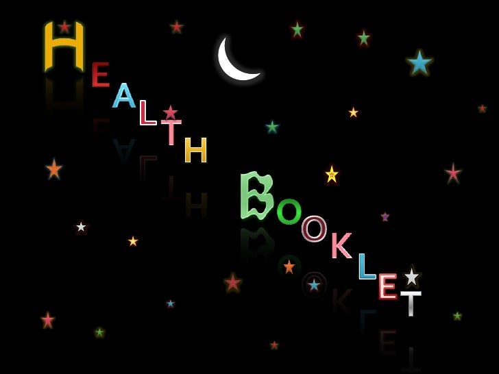 Health Booklet