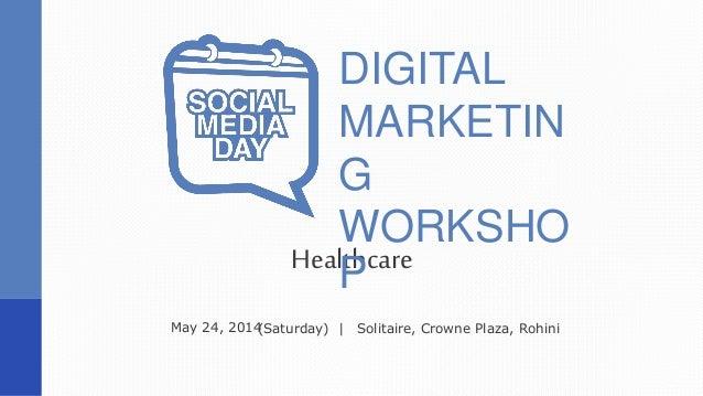 Social Media Day- Healthcare