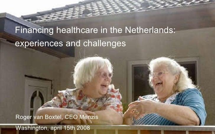 Health Care 2008