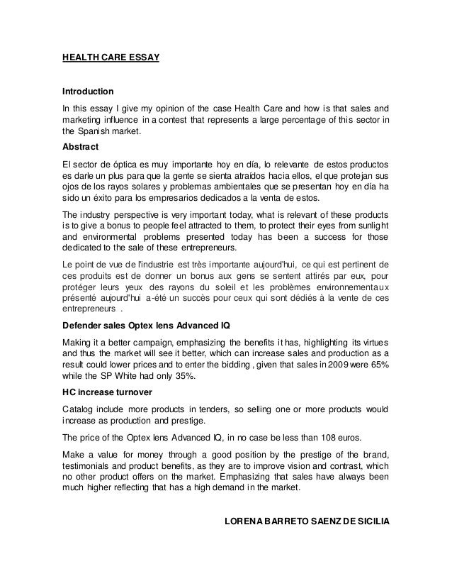 Ways To Maintain Good Health Essay Spm