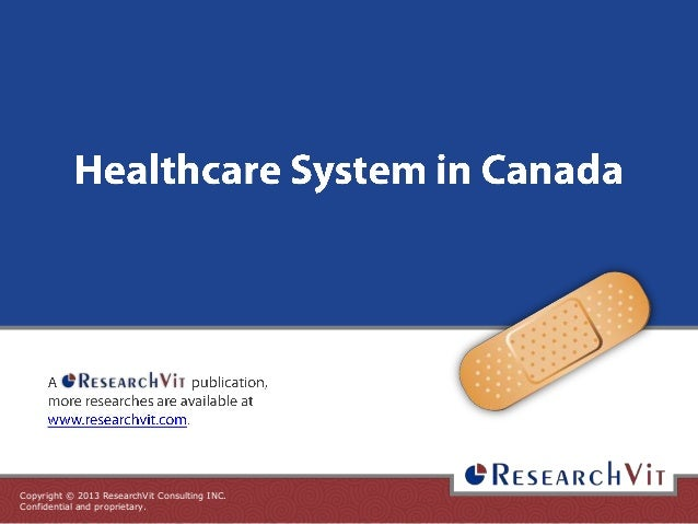 Healthcare system in Canada