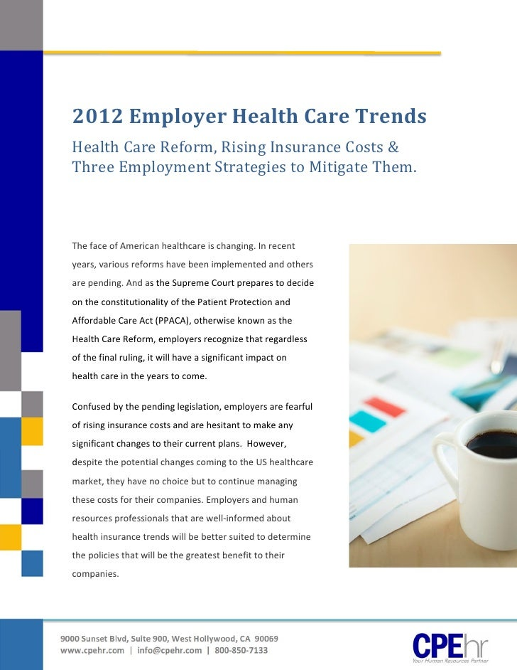 current employment trends in health care Careers cmo network deloitte brandvoice education entrepreneurs franchises leadership strategy small business under 30 women@forbes  3 technology trends transforming health care.
