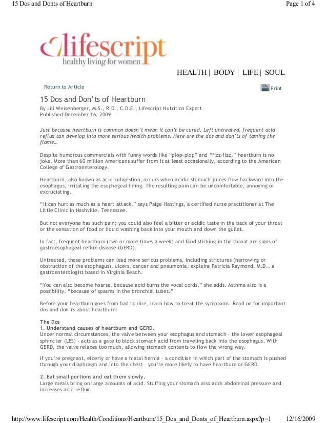 Return to Article By Jill Weisenberger, M.S., R.D., C.D.E., Lifescript Nutrition Expert Published December 16, 2009 Just b...