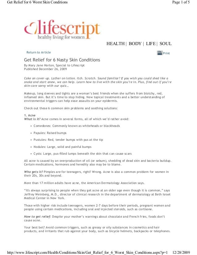 Return to Article By Mary Jane Horton, Special to Lifescript Published December 26, 2009 Cake on cover-up. Lather on lotio...
