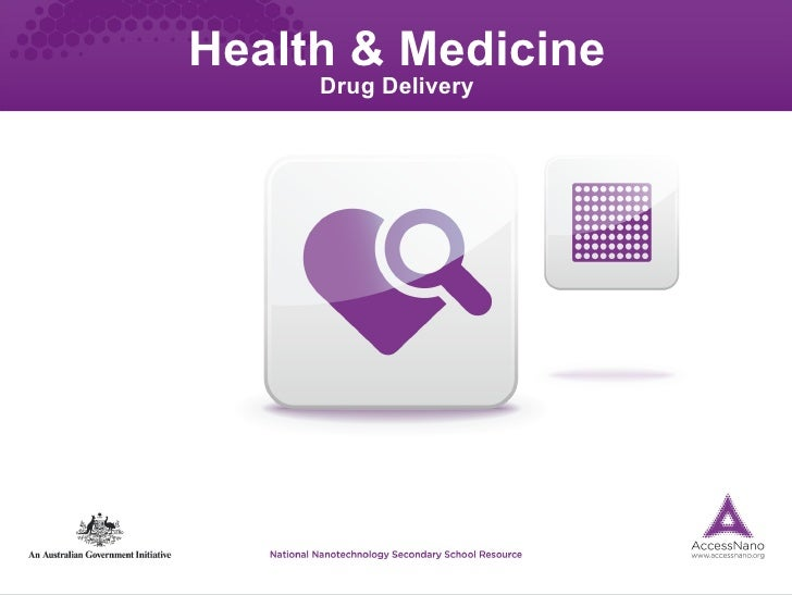 Health & Medicine Drug Delivery