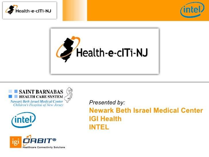 Health-e-cITi NJ