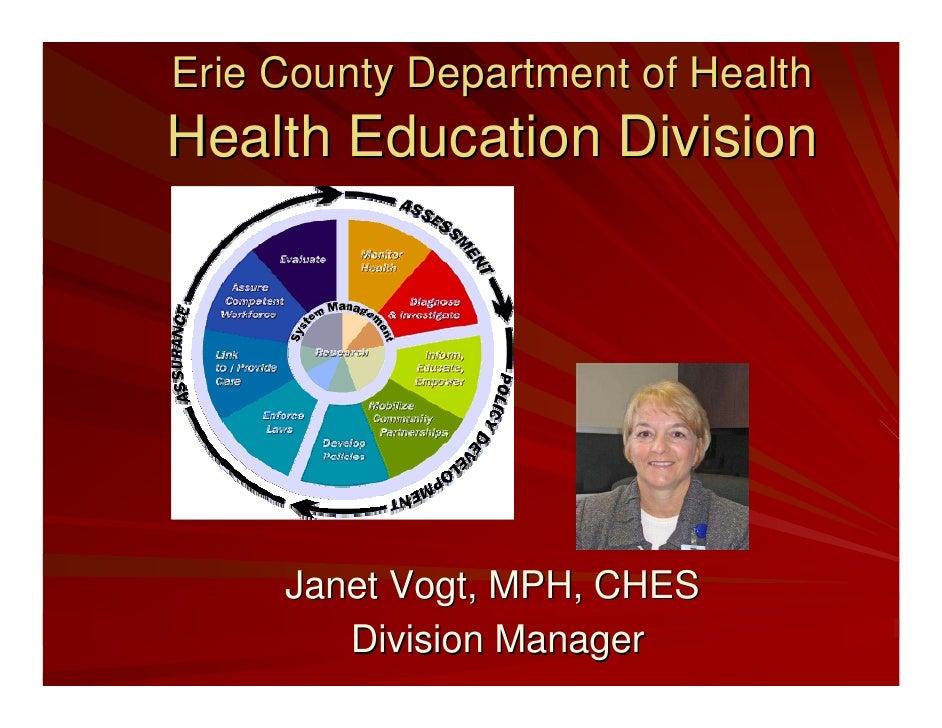 Health edoverview2010