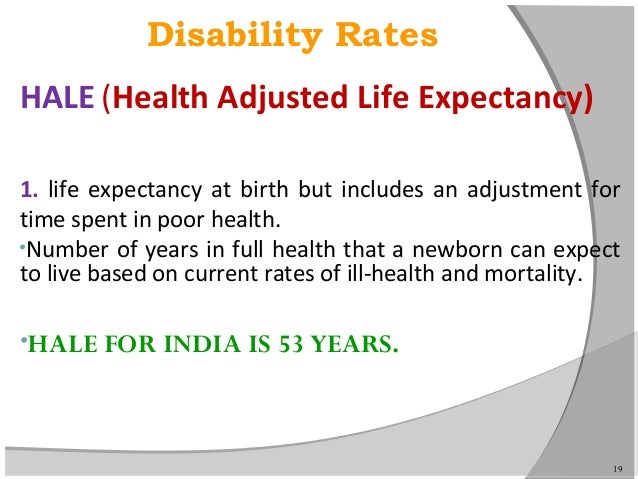 Health indiciator year 2014 for Life expectancy of mattress
