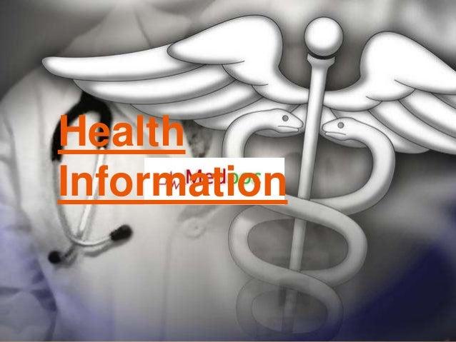 HealthInformation