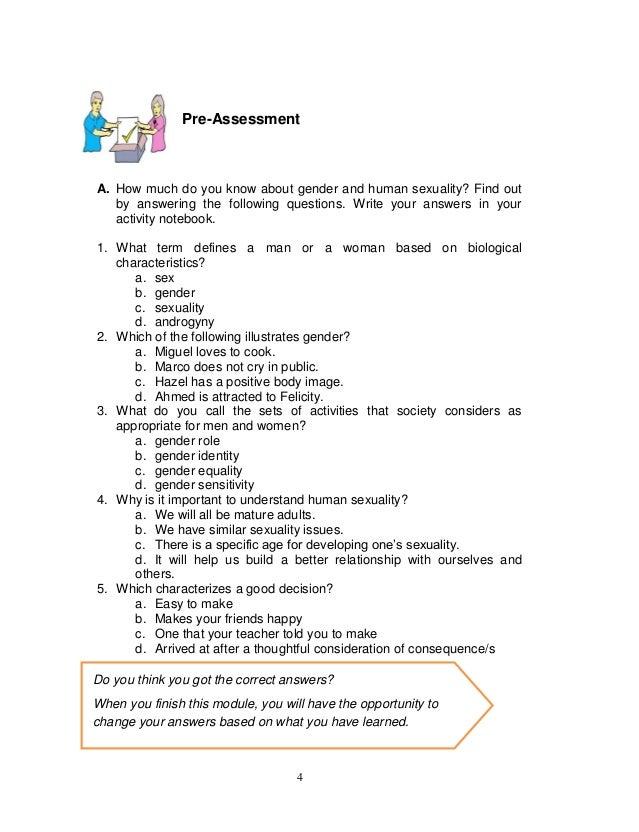 term paper health questions