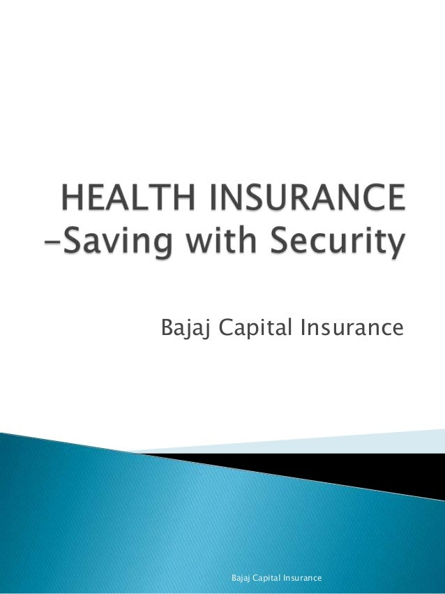 Bajaj Capital Insurance  Bajaj Capital Insurance