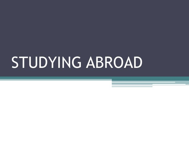 Overseas Student Health Insurance