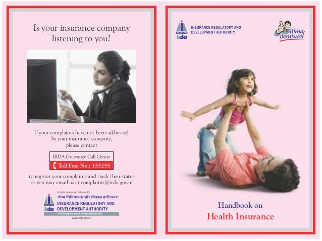 Health insurance handbook   irda