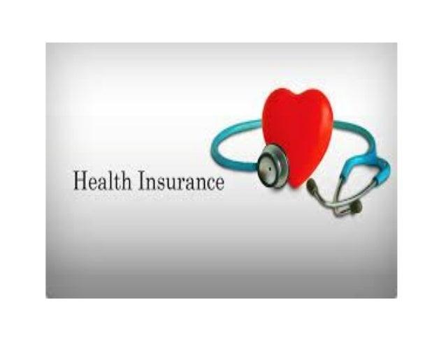 Health insurance ppt