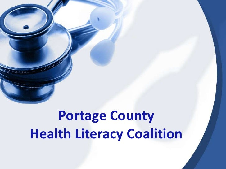 Portage County <br />Health Literacy Coalition<br />