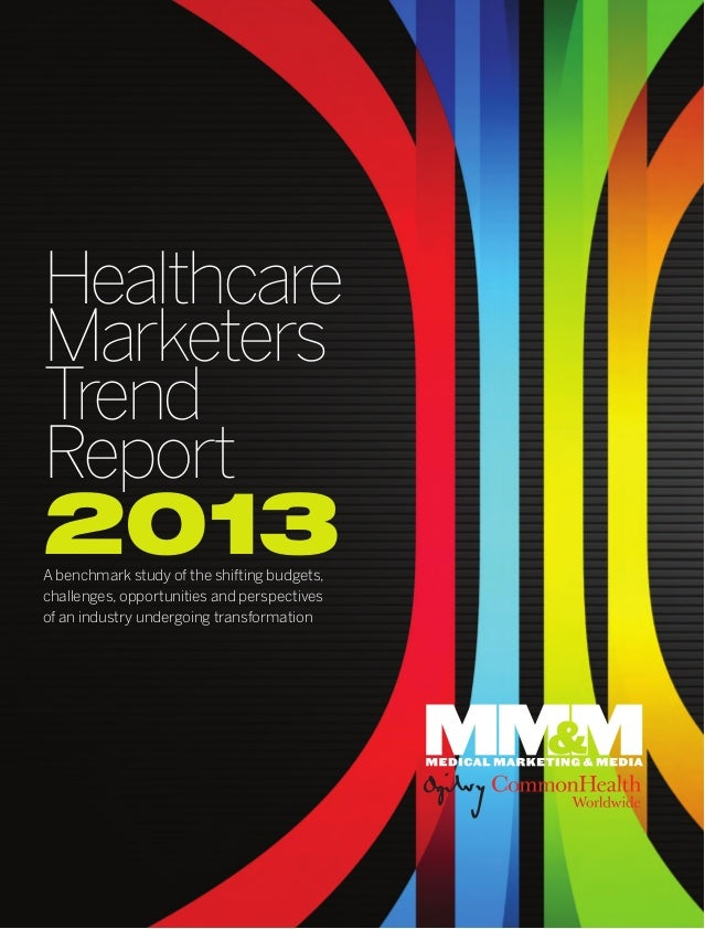 Health market trend report 2013