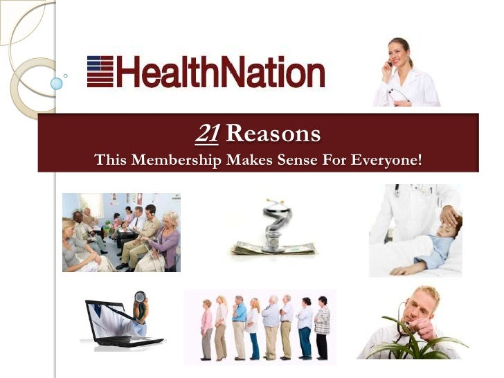 21 ReasonsThis Membership Makes Sense For Everyone!