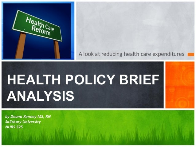 health policy brief Advocacy for public health policy  apha highlights the latest research to develop reports and issue briefs on critical public  by health equity, we mean .