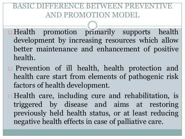 "health promotion thesis essay Health promotion thesis essay sample ""a major proportion of deaths could be prevented if people were to change their health-behaviours"" human behaviour plays a central role in the maintenance of health and the prevention of disease."