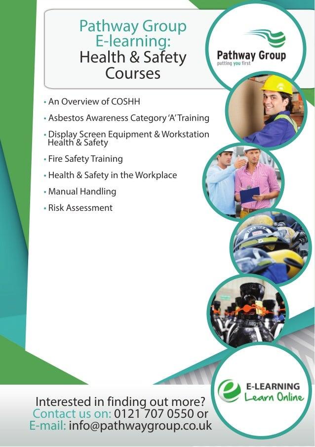 Health & Safety Course Catalogue