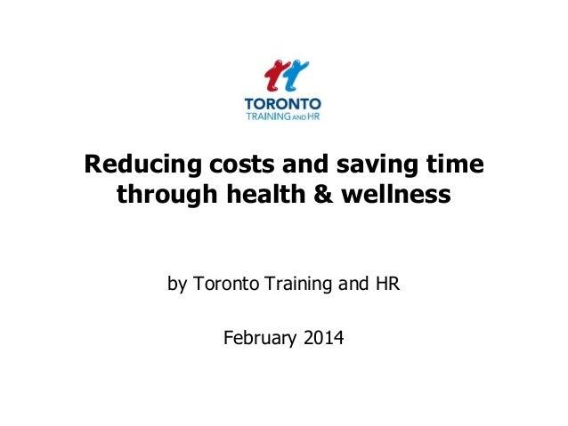 Health & wellness February 2014