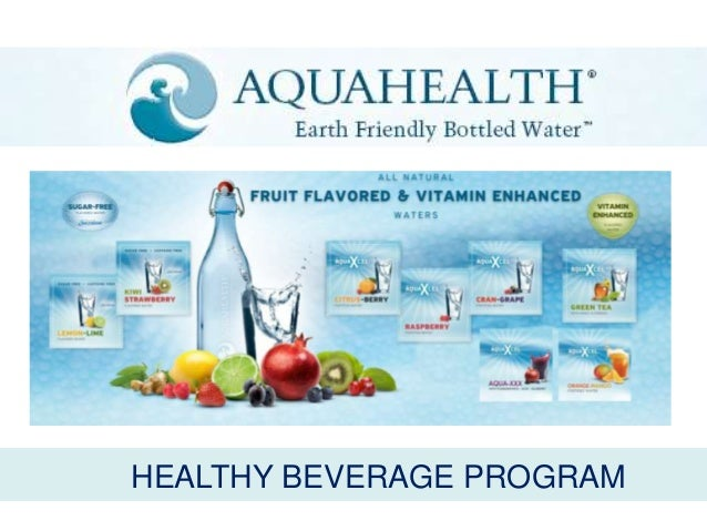 HEALTHY BEVERAGE PROGRAM