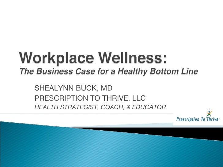 Healthy Bottom Line