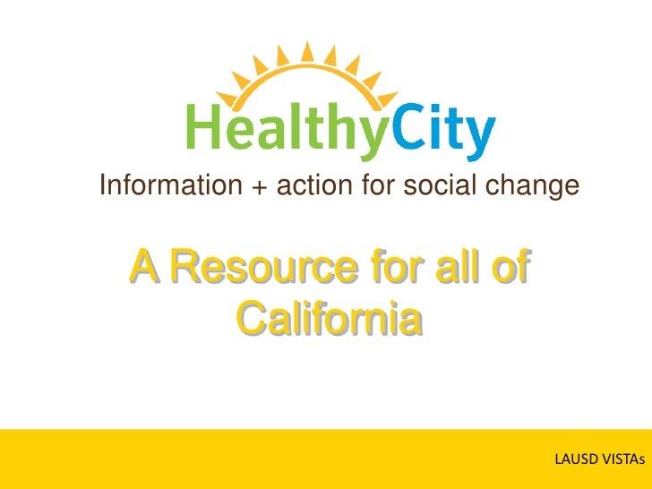 Healthy city webinar lausd vist as_8.31.11