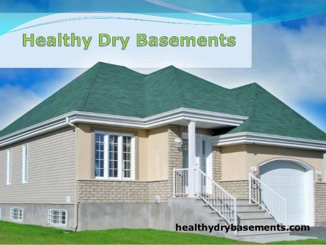 healthydrybasements.com
