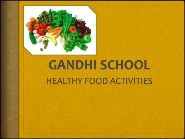 THESE ARE THE HEALTHY ACTIVITIES WE MAKE IN               OUR SCHOOL