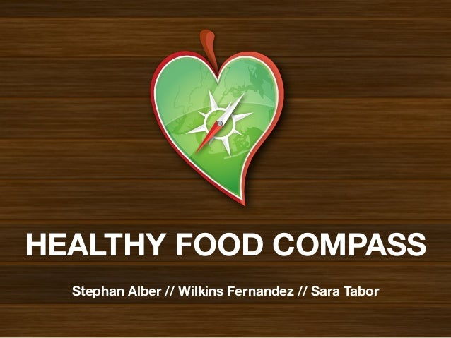 Healthy Food Compass