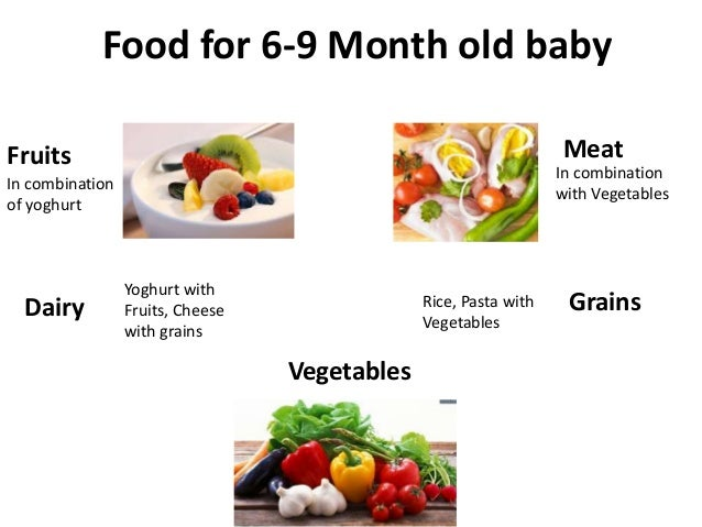 Best Food To Start  Month Old Baby