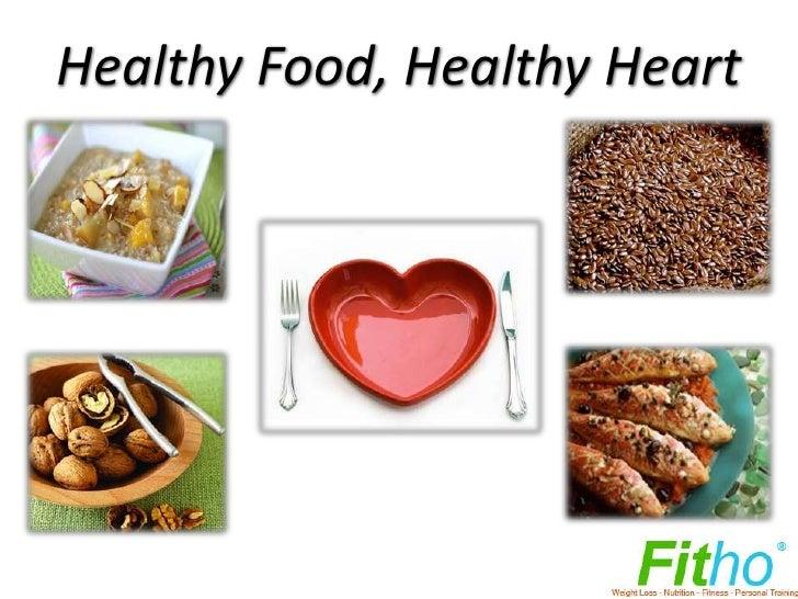 Healthy Food, Healthy Heart