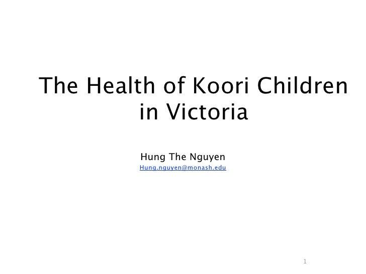 Healthy koori kids_share