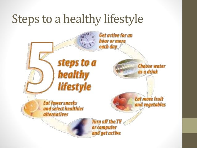 Living A Healthy Lifestyle Essay