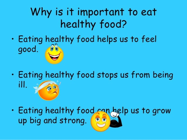 why being healthy is importance essay The importance of mental health the importance of mental health mental health is defined by the world health organization as a state of well-being in which every individual realizes his or her own potential.