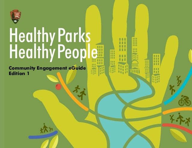 Healthy Parks Healthy People Community Engagement eguide