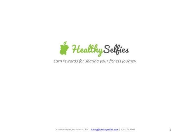 HealthySelfies
