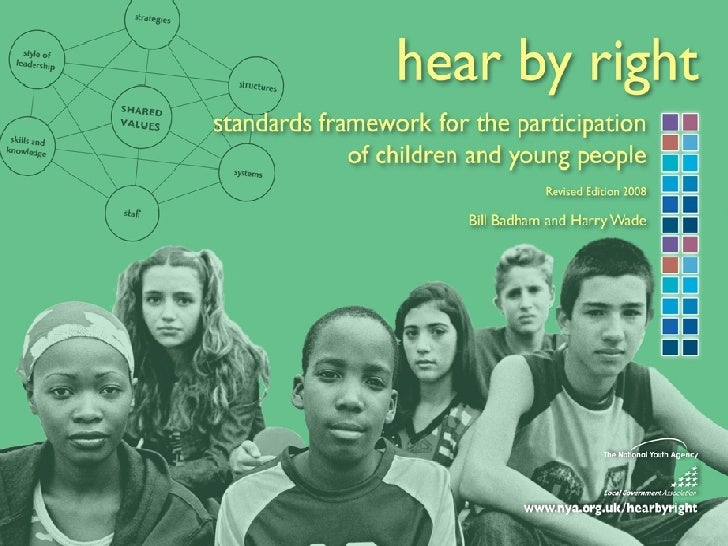 Hear by Right - Young People's Participation 2008
