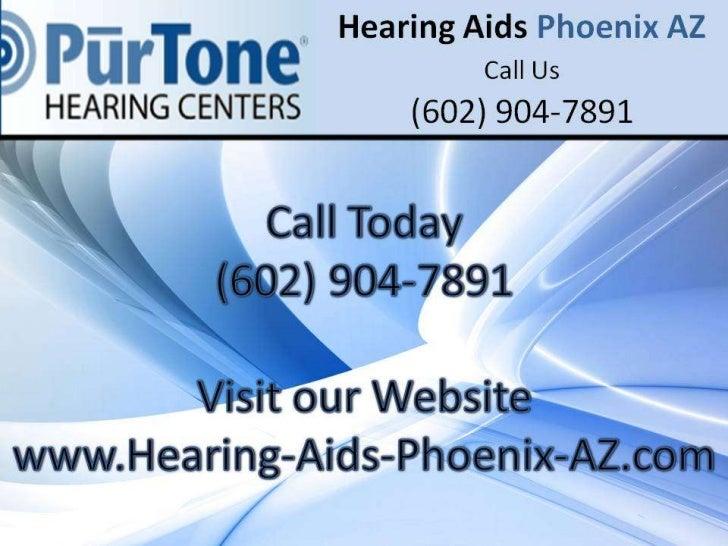 Hearing Aid Help - Phoenix AZ