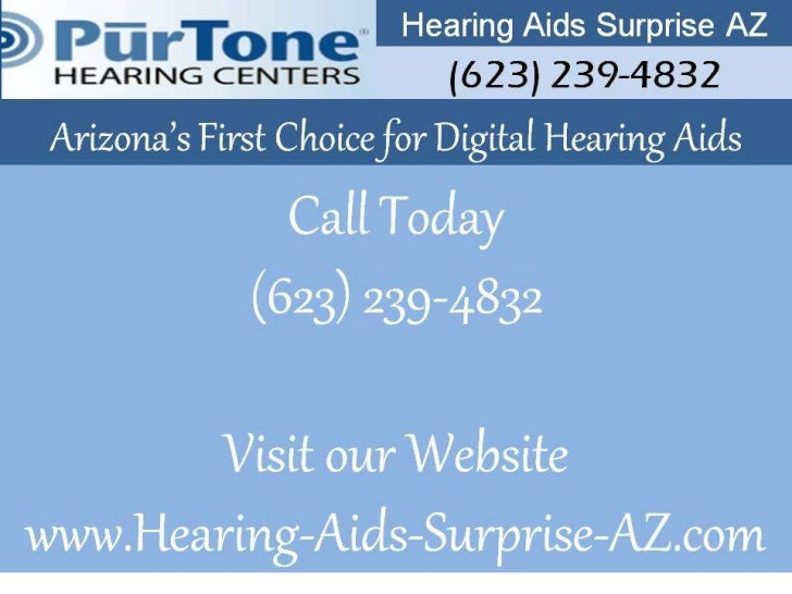 Hearing Aid Help   Surprise AZ