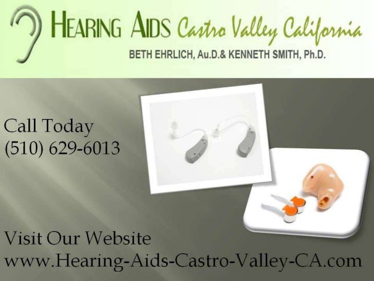 Hearing Aids Help | Castro Valley CA