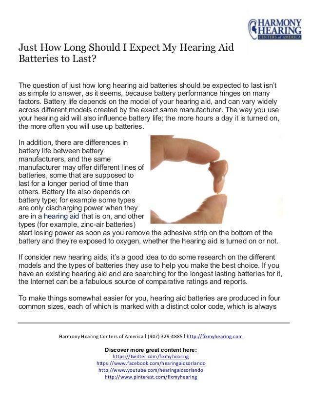 Harmony  Hearing  Centers  of  America  | (407)  329-‐4885  | http://fixmyhearing.com   Disco...